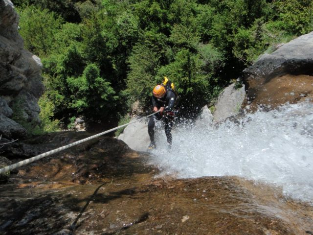 Canyoning Alquézar BTT