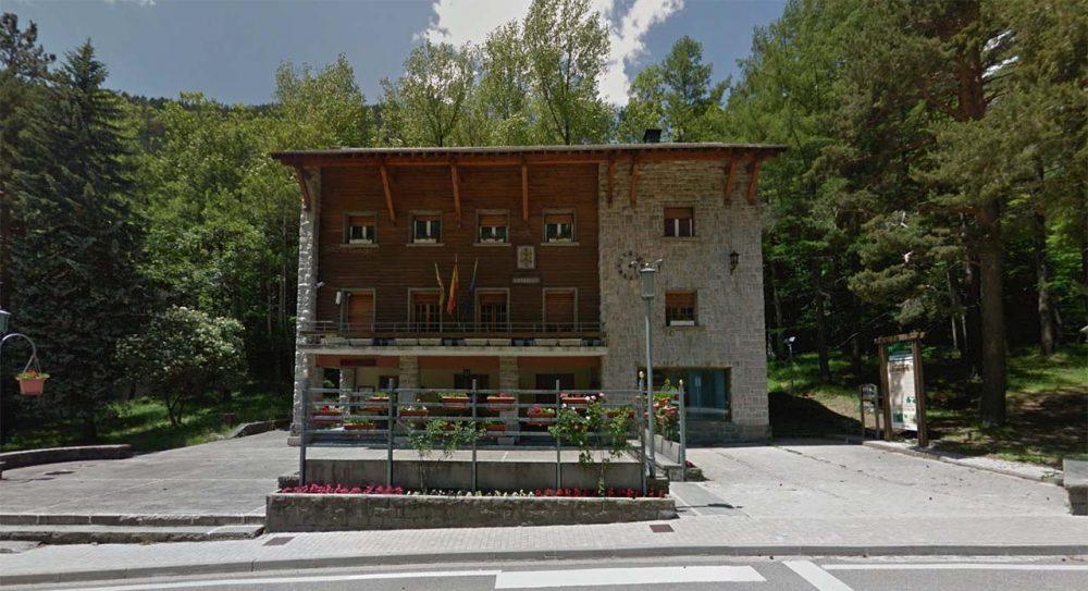 Oficina de turismo canfranc rutas de bicicleta de for Oficina de turismo huesca