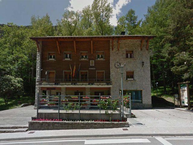 Oficina de turismo Canfranc