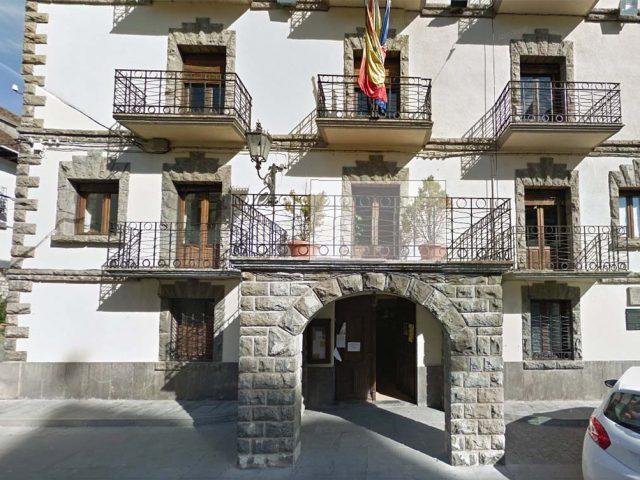 Oficina de turismo Hecho