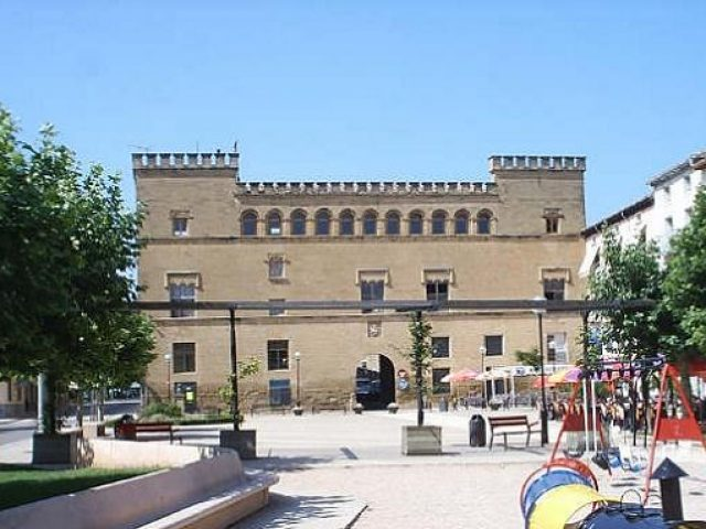 Oficina de turismo Ayerbe