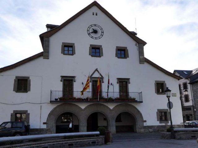 Oficina de turismo Biescas