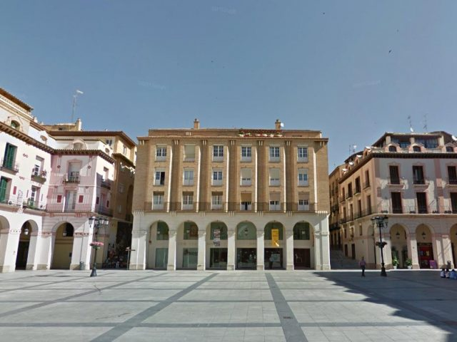 Oficina de turismo Huesca